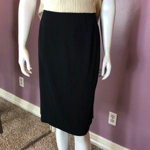 Jones New York Chelsea Suit Weight Skirt